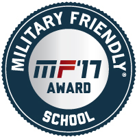 Image - Military Friendly Logo for 2017