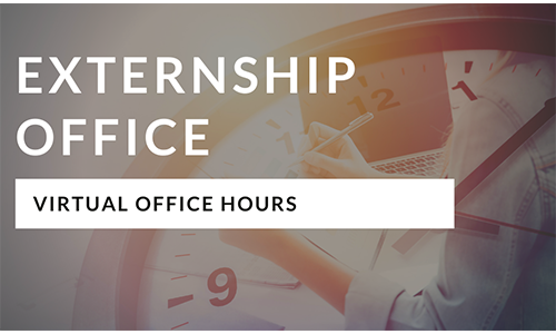 Image - Externship Office Hours