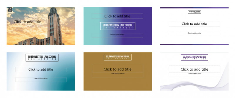 Image - SWLAW PowerPoint Templates