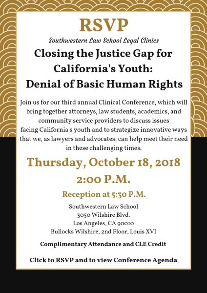 Image - Closing the Justice Gap 2018
