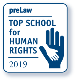 Image - preLaw Top School for Human Rights