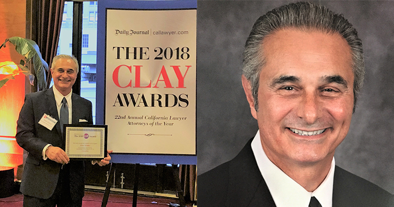 Image - Peter Scalisi CLAY Award