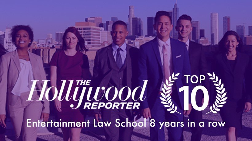 Southwestern Law School Named Top in Entertainment - AGAIN