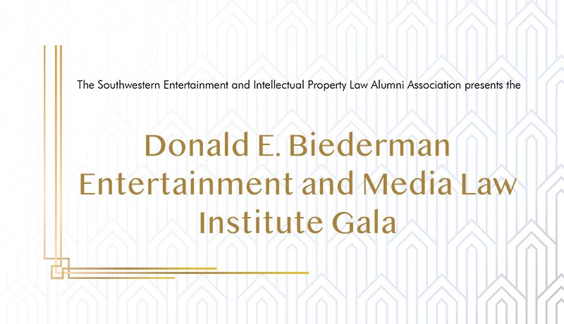 Image - Donald E. Biederman Gala Nov. 6th