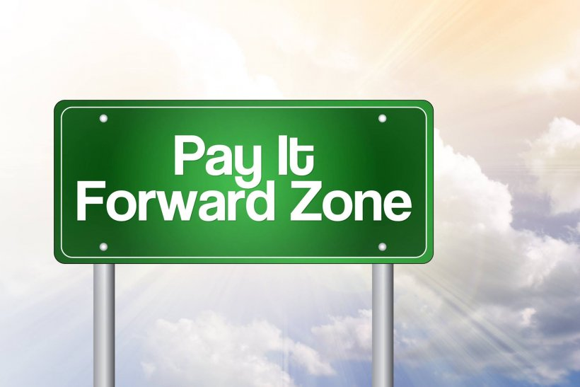 Image - Pay It Forward Fwy Sign