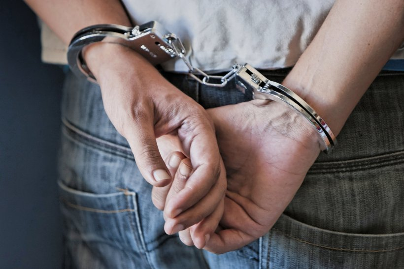 Blog-Youth in Handcuffs