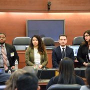 Image - Student Panelists at Diversity Day