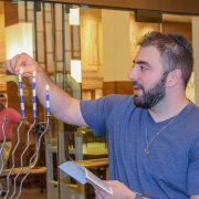 Image - Jewish Law Students Association Hanukkah Candle Lighting