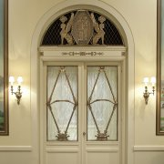 La Directoire French doors