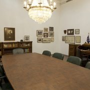 Justice Marshall F. McComb Conference Room