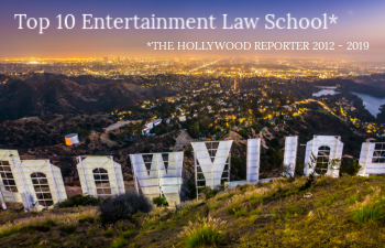 Backwards Hollywood Top 10 Entertainment Law