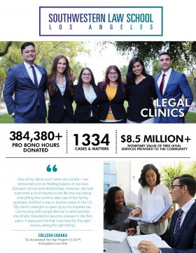 Image - Legal Clinic Flyer