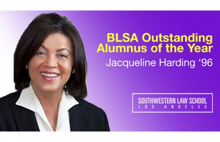 Image - Jacqueline Harding 2019 BLSA Outstanding Alumnus of the Year