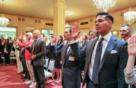 Image - Bar Passers Swearing-In