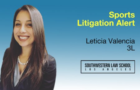 Image - Leticia Sports Litigation Alert 2