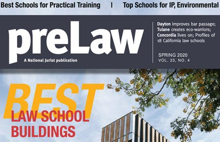 Image - preLaw Magazine Best Buildings cover