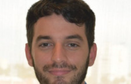 Agustin Cavana, 2015-2016 Siderman Fellow