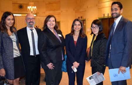 Immigration Panel Event 3-17