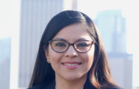 Nathalie Meza Contreras is one of the five 2016 recipients of the Michael Weiner Scholarship for Labor Studies from the Major League Baseball Players Association