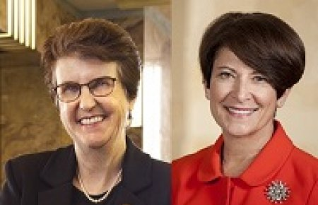 Dean Susan Prager and Professor Catherine Carpenter included in National Jurist's  Most Influential in Legal Education