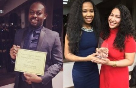 Western Regional Black Law Students Association Convention Yanick Saila-Ngita was named Advocate of the Year. Venessa Simpson and Jasmine Ortega took Second Place in the Frederick Douglass Moot Court Competition.