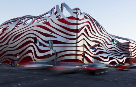 GALA Event Location Petersen Automotive Museum