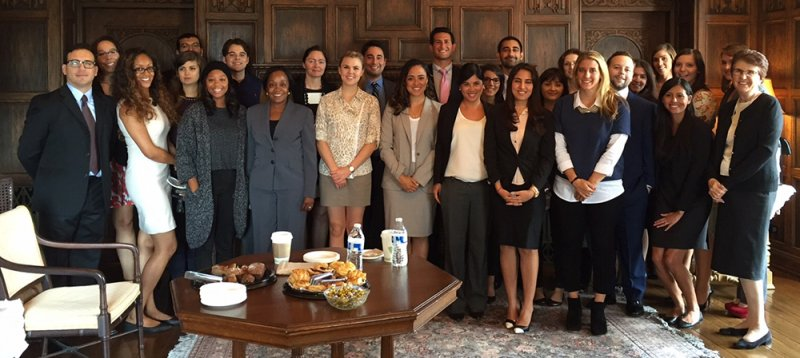 Dean's Fellows 2015