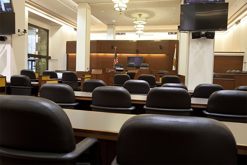 Julian C. Dixon Courtroom and Advocacy Center
